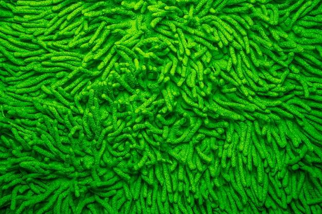면직물 흡수 감촉. 부드러운 카펫 질감 배경