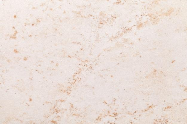 금이 패턴, 매크로 배경 베이지 색 오래 된 대리석 소재의 질감.
