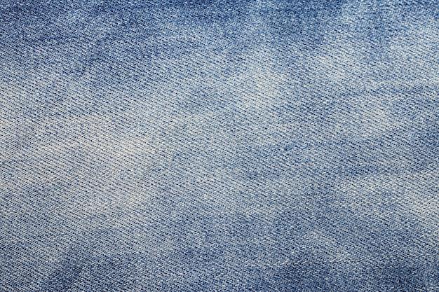 Текстура синих джинсов