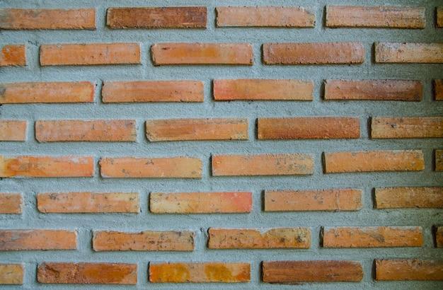 レンガの壁のテクスチャ