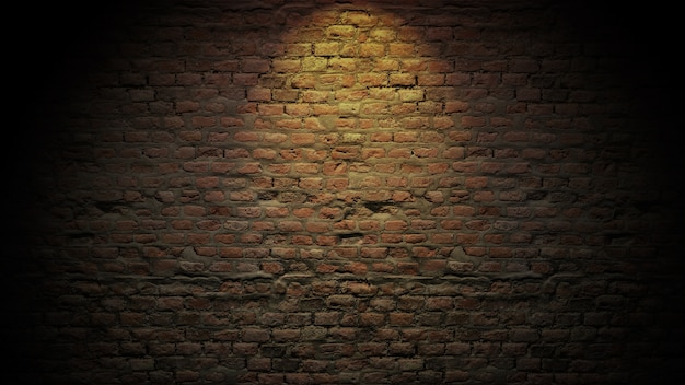 Текстура кирпича фона крупным планом, абстрактный фон, пустой шаблон