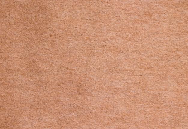 Текстура коричневой мягкой шерстяной ткани альпаки