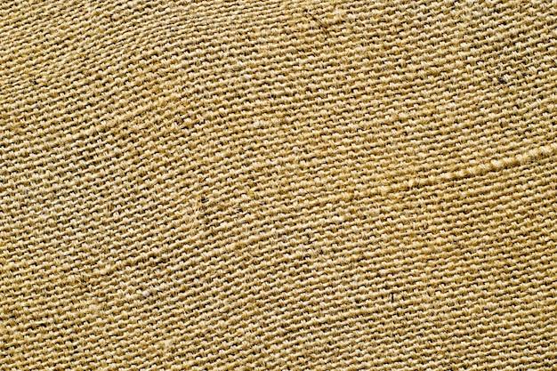 Текстура холста вретище фон натуральный материал