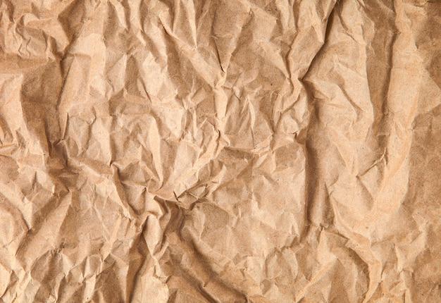 Текстура мятой бумаги