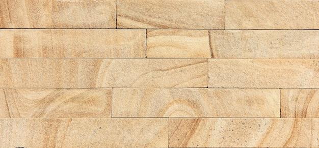 Текстура золотых кирпичей песчаника