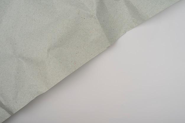 灰色の紙のテクスチャ白い背景と斜めの線でさまざまな目的のための背景