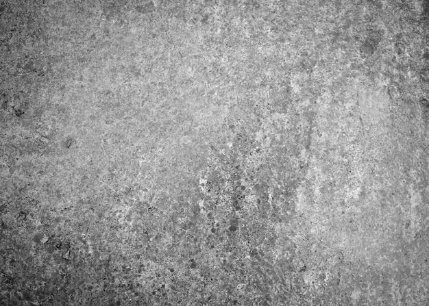 背景の古い灰色のグランジコンクリート壁のテクスチャ