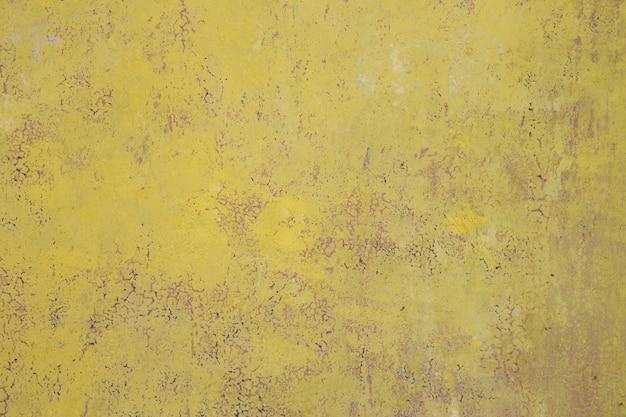 오래 된 그런 지 녹 벽의 질감