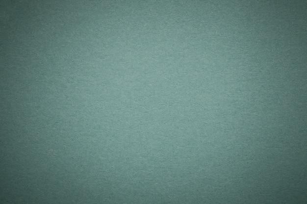 오래 된 밝은 녹색 종이의 질감
