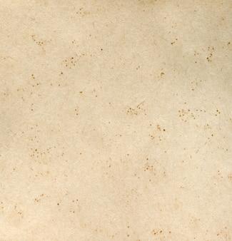 Текстура старой бумаги желтый оттенок цвета фона