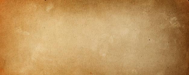 오래 된 빈티지 베이지 색 종이의 질감