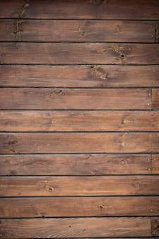 古いヴィンテージの木製ボードのテクスチャ背景天然木の請求書。