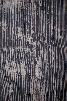 古い白い塗られた木の裏地板の質感