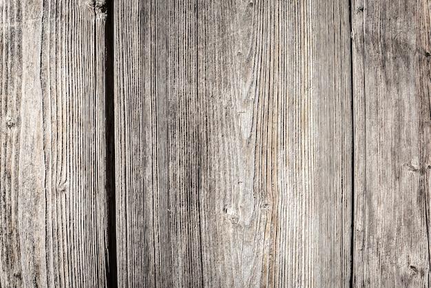 古い木製の柵板の質感。木の質感の背景