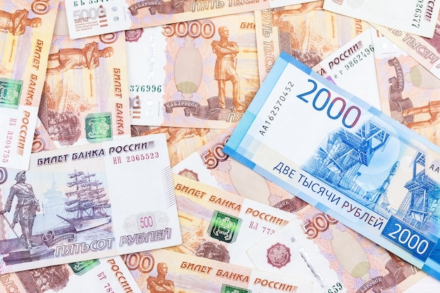 Текстура банкнот