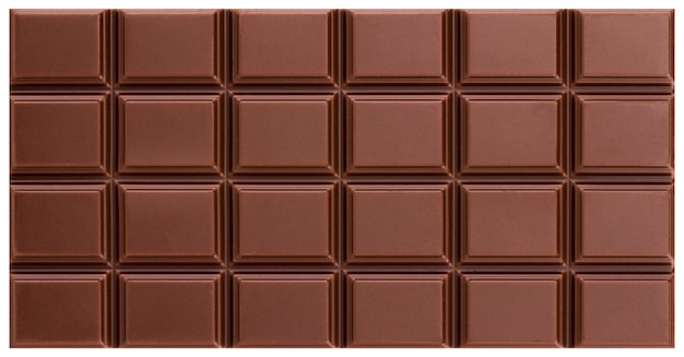 ミルクチョコレートバーの質感。