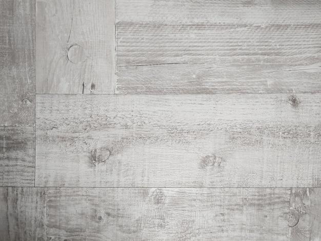 풍화된 나무 판자 바닥의 질감. 확대