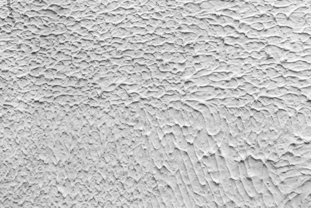 Текстура белой гипсовой стены. грубый фон.