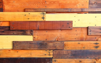 Texture of wood in different colors