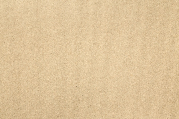 Texture of old brown paper for the background,close up of recycled cardboard