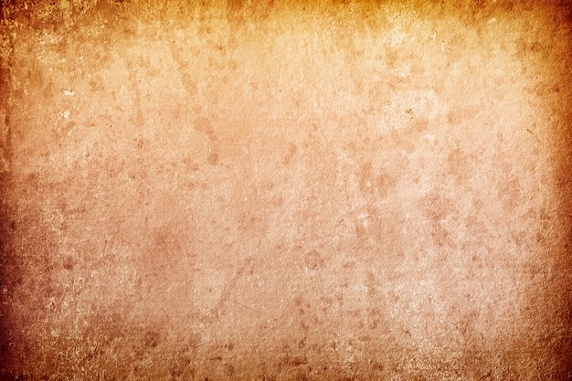 The texture of an old brown rough grunge texture with a place for text and design