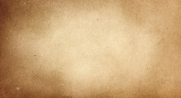 Texture of old brown vintage paper with space for text