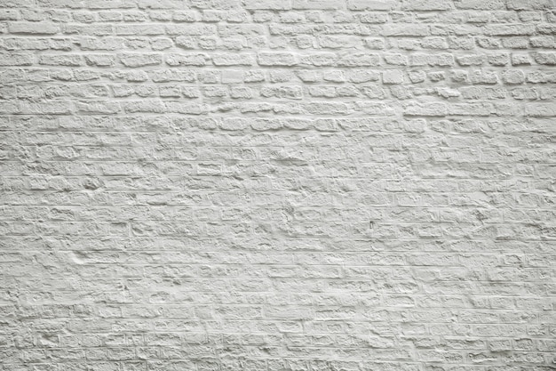 Texture of old dark white blocks, brick wall.