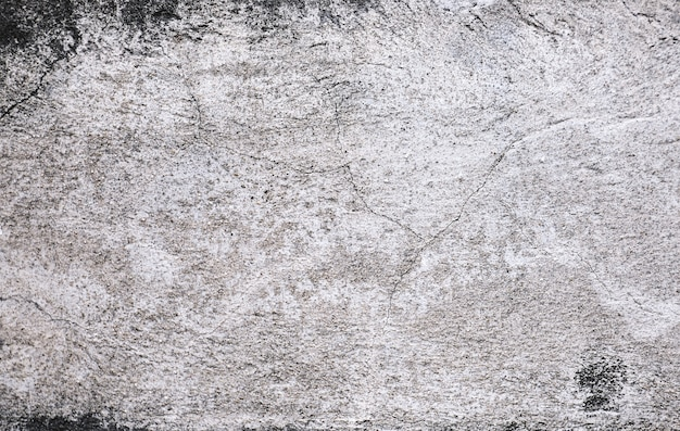 Texture of old and dust of concrete wall with cracked background