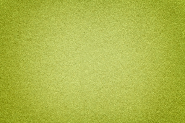 Texture of old green paper background