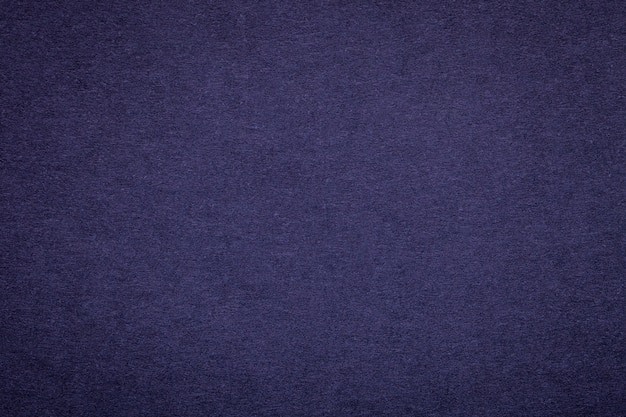 Texture of old navy blue paper background