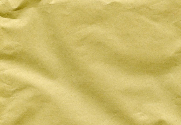 Texture of old paper yellow tint colors background