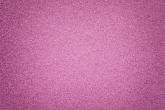 Texture of old purple paper background