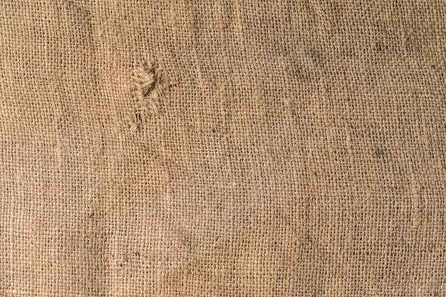 Texture of the old rustic sackcloth for surface