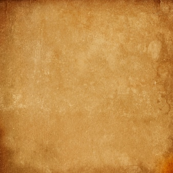 老葡萄酒棕色纸背景纹理