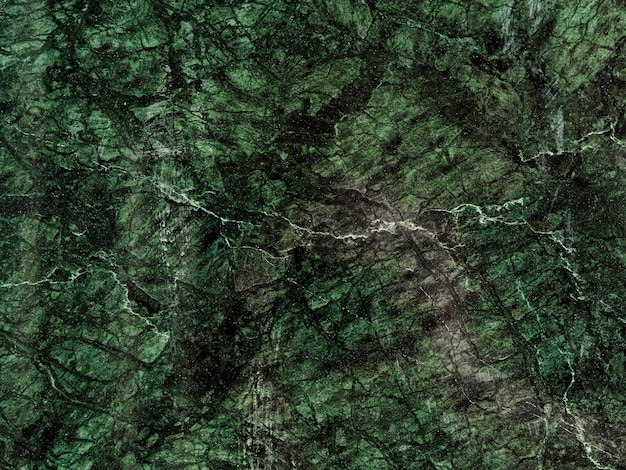 Texture of old vintage green marble wallpaper