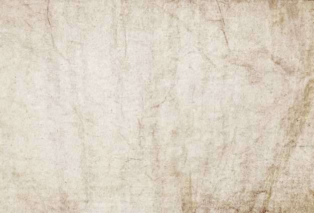 The texture of the old white paper