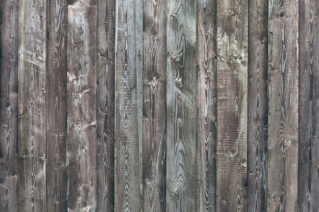 Texture of old wooden planks background