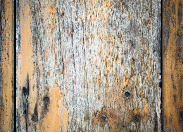 Texture of old a wooden wall