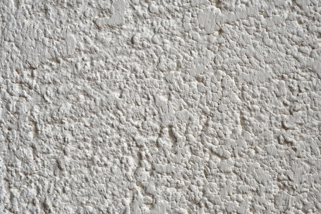 Texture of the painted concrete wall