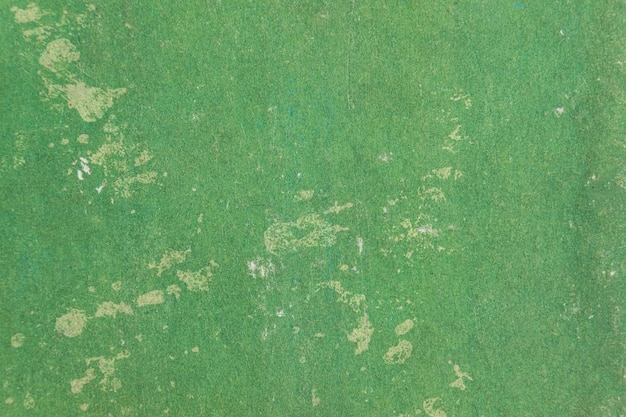 The texture of the paper green