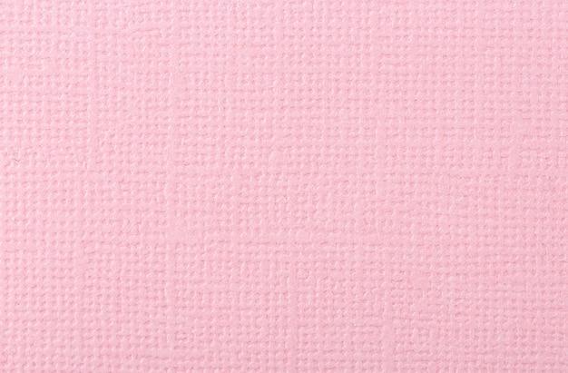 Texture of pink paper for scrapbooking. macro view