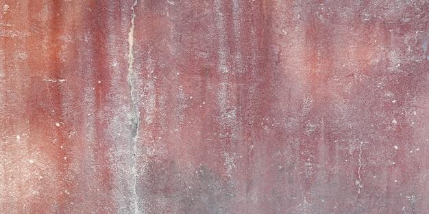 Текстура розовая красная бетонная стена с трещинами и царапинами обои