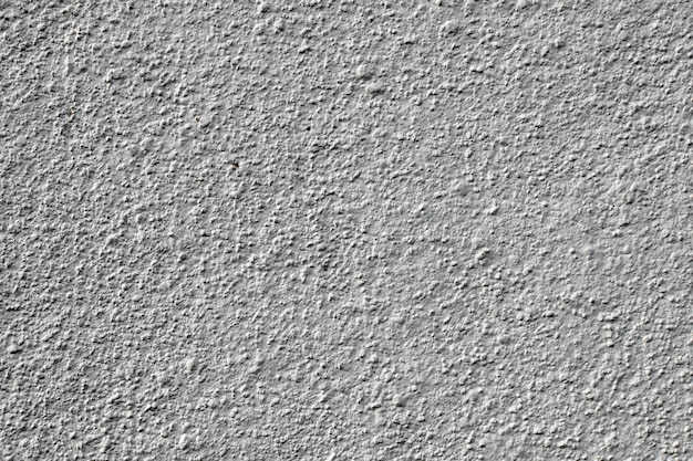 Texture plastered gray wall
