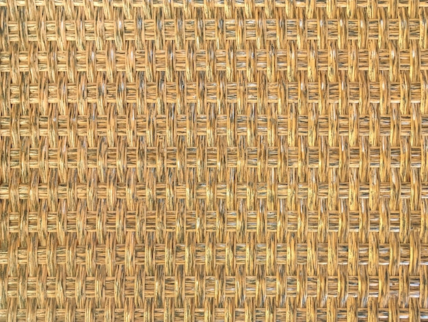 Texture of rattan background