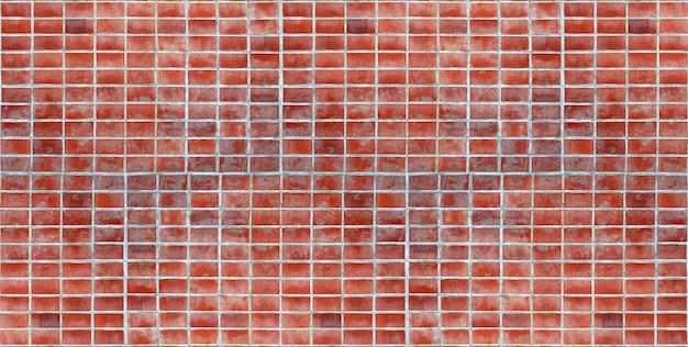 テクスチャ-赤レンガの壁