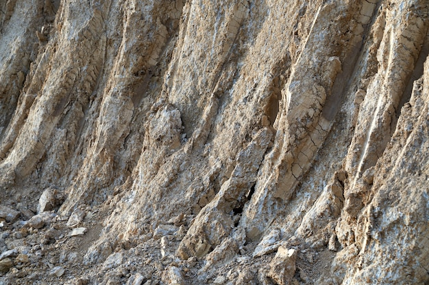 바위 돌 질감. 프리미엄 사진