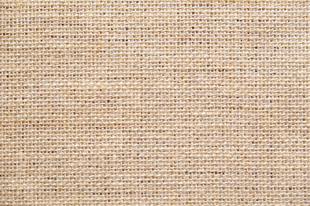 Texture sackcloth for background.
