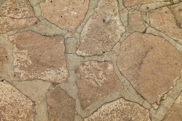 Texture of stone wall background. close up