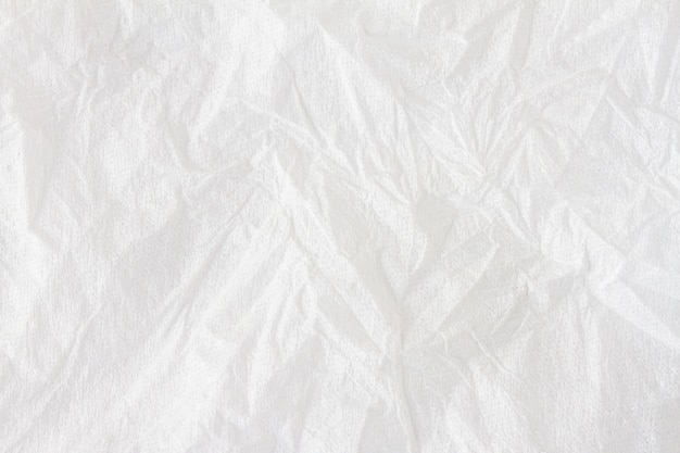 テクスチャストライプと組織紙の白い背景