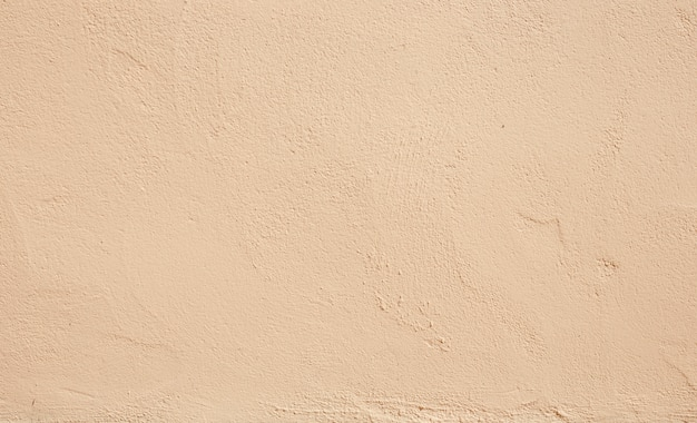 Texture stucco of ochre color